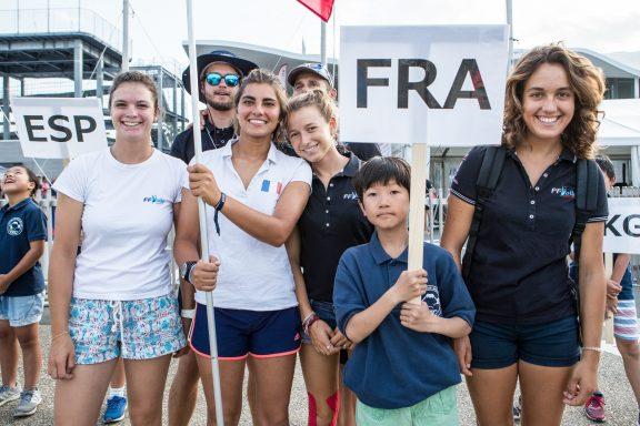 AD2E sponsorise La skippeuse auboise Camille Hautefaye : Les championnats du monde junior touche à sa fin..